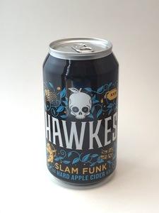 Hawkes - Slam Funk (12oz Can)